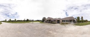Click image for a 360 tour of the front of MacDonald Lodge