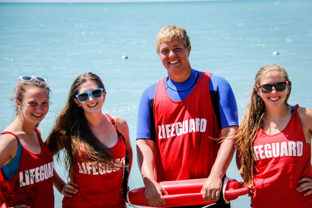 NLS Waterfront Lifeguards